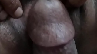 clit fucking of Indian pussy .