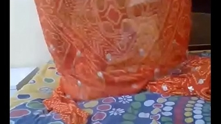 indian bhabhi in saree