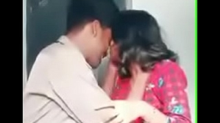 Indian couple hottest cuddle ever