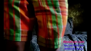 horny Indian desi cute teen gets ready be advantageous to action part (1)