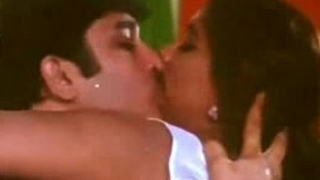 Aged Hot Servant Giving oil massgae to owner   Telugu Hot Short Film-Movies 2001 low